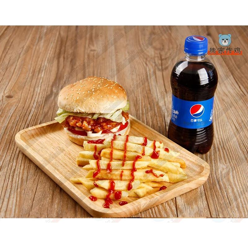 汉堡套餐C