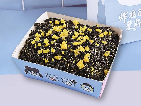 韩式海苔饭