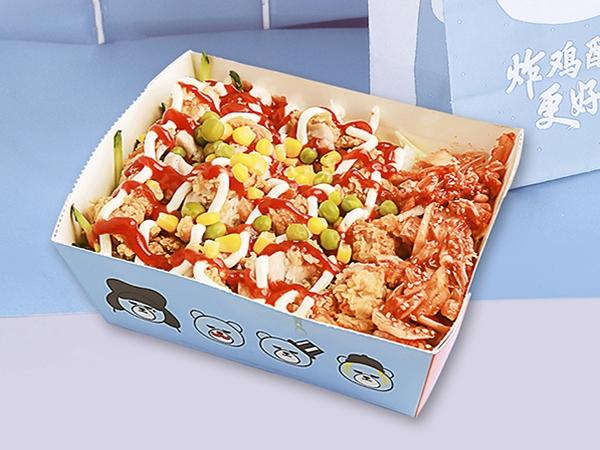 韩式鸡扒饭