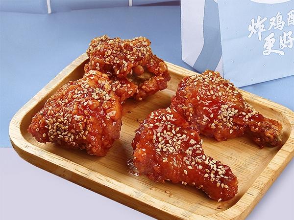 韩式鸡排小份装
