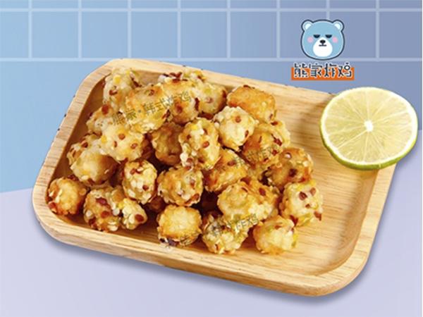 中式鱿鱼酥