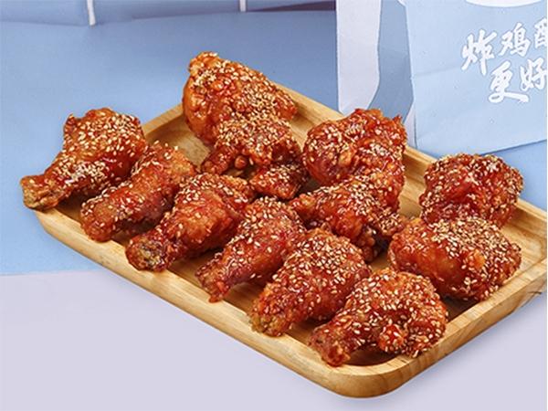 韩式炸鸡大份装