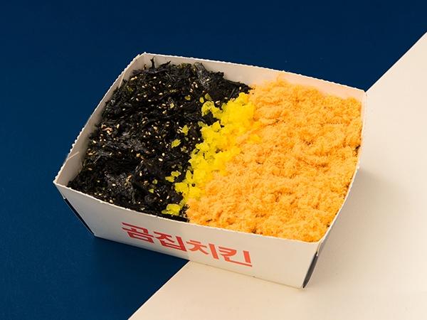 肉松海苔饭